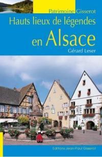 Hauts lieux de légendes en Alsace