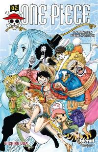 One Piece. Volume 82, Un monde en pleine agitation
