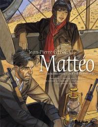 Mattéo. Volume 4, Quatrième époque (août-septembre 1936)