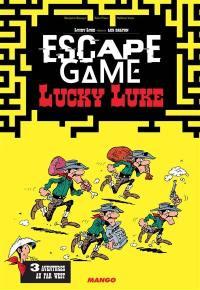 Escape game, Lucky Luke : 3 aventures au Far West