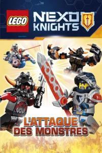 Lego Nexo knights, L'attaque des monstres