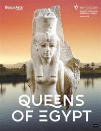 Queens of Egypt : au musée Pointe-à-Callière : exposition, Montréal, Pointe-à-Callière Cité d'archéologie et d'histoire, du 10 avril au 4 novembre 2018