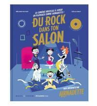 Du rock dans ton salon : la comédie musicale à jouer en playback comme Airnadette !