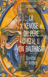 La kénose du Père chez H. U. von Balthasar