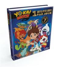 Yo-kai watch, Yo-kai watch : 1 histoire par jour