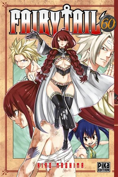 Fairy Tail. Volume 60
