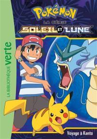 Pokémon. Volume 10, Voyage à Kanto