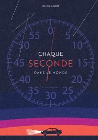 Chaque seconde dans le monde