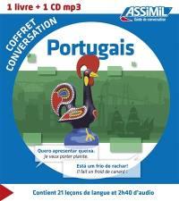 Coffret conversation portugais