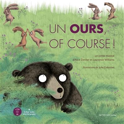 Un ours, of course !