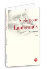 Stèle pour Lamennais