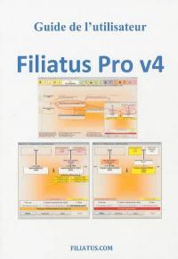 Filiatus pro v4 : Mariaged, les imports Nimègue, les doublons, la fusion, la monographie : tutoriel