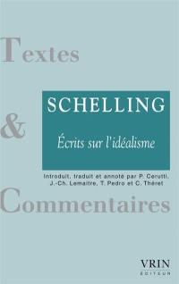 Ecrits sur l'idéalisme : aperçu général de la littérature philosophique la plus récente : et autres textes, 1797-1798