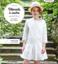 Vêtements à coudre pour les 9-12 ans : 20 modèles filles et garçons
