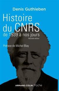Histoire du CNRS de 1939 à nos jours