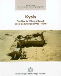 Douch. Volume 3, Kysis