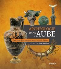 Archéologie dans l'Aube