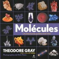Molécules : l'architecture du quotidien et de l'infini