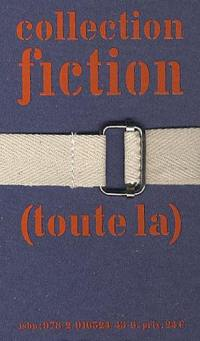 Collection Fiction : le coffret
