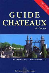 Guide des châteaux de France