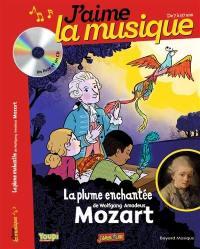La plume enchantée de Wolfgang Amadeus Mozart