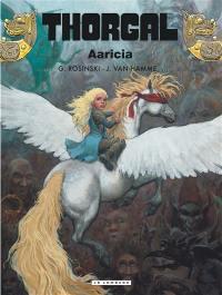 Thorgal. Volume 14, Aaricia