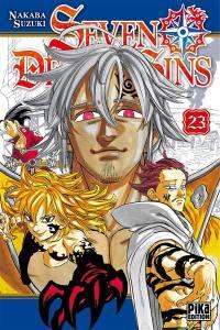 Seven deadly sins. Volume 23