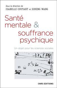 Santé mentale & souffrance psychique