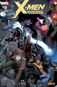 X-Men : resurrxion. n° 3