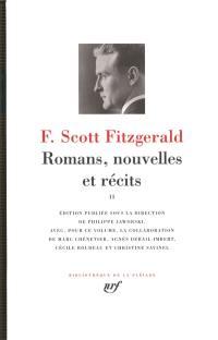 Romans, nouvelles et récits. Volume 2,