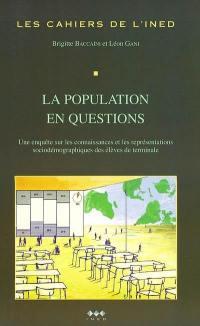 La population en questions