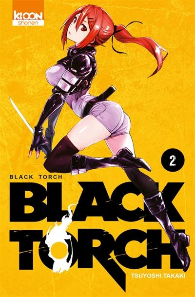 Black torch, Vol. 2