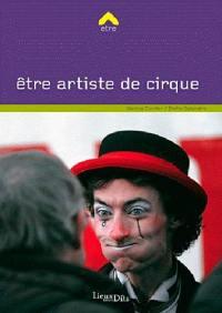 Etre artiste de cirque