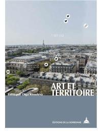Art et territoire : quartiers d'artistes : l'art comme outil de transformation du territoire