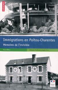 Immigrations en Poitou-Charentes