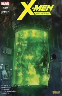 X-Men Universe. n° 2