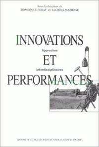 Innovations et performances
