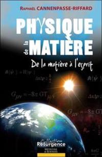 Physique de la matière