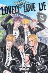 Lovely love lie. Volume 22, Lovely love lie
