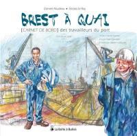 Brest à quai