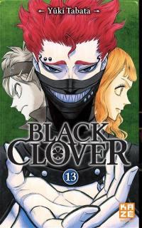 Black Clover. Volume 13, Black Clover