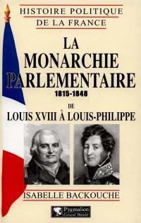 La monarchie parlementaire