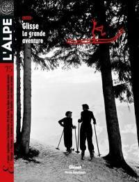 Alpe (L'). n° 75, Glisse