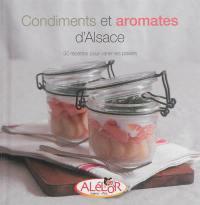 Condiments et aromates d'Alsace
