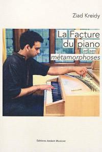 La facture du piano et ses métamorphoses : esthétique, héritage, innovation