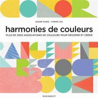 Harmonies de couleurs