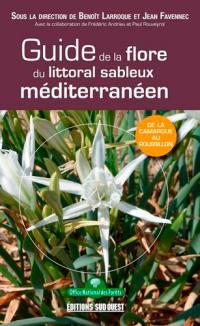 Guide de la flore du littoral sableux méditerranéen