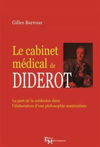 Le cabinet médical de Diderot