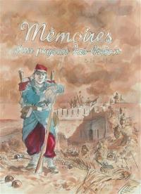 Mémoires d'un paysan bas-breton. Volume 2, Le soldat
