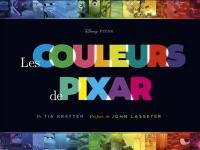 Les couleurs de Pixar